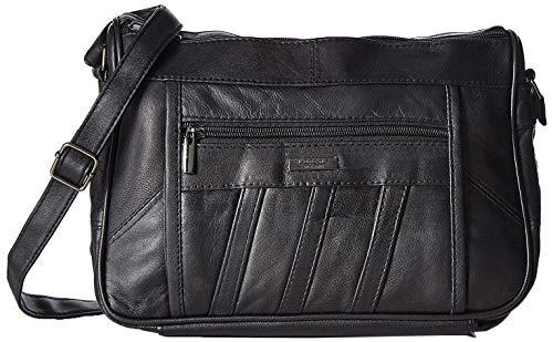 Lorenz Leather Handbag # 1968 - Bl