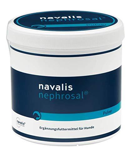 navalis nephrosal Dog - Ergänzungsfuttermittel für Hunde, Option:300 g Dose (Pulver)