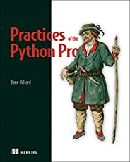 Image of Practices of the Python. Brand catalog list of Manning Publications.