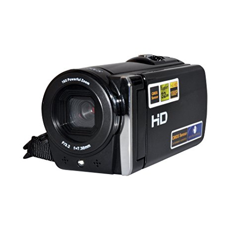 Stoga Dfun STD002 16MP Videoc¨¢mara Digital DV Video grabadora de...