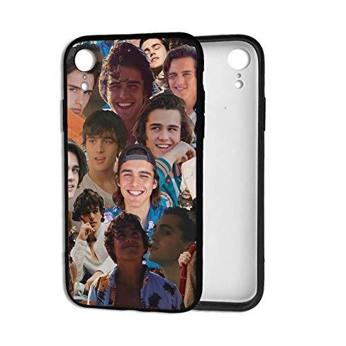 Carcasa de teléfono Personalizada Compatible con Charlie Samsung Gillespie iPhone Xiaomi Redmi Note 10 Pro Note 9 8 9A Poco M3 Pro Poco X3 Pro Funda Cajas del teléfono Negro TPU Delgado Protector