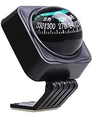 zhibeisai Auto vrachtwagen boot zelfklevende Kompas Ball Dashboard Navigation Guide Placement Decoration Ornament