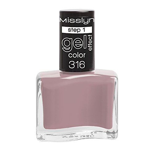 Misslyn Gel Effect Color Nr.316 impeccable, 10 ml