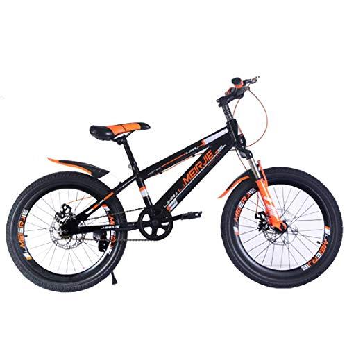 Muyu Kinderfiets 16 inch (18 inch,20 inch) MTB schijfremmen mountainbike