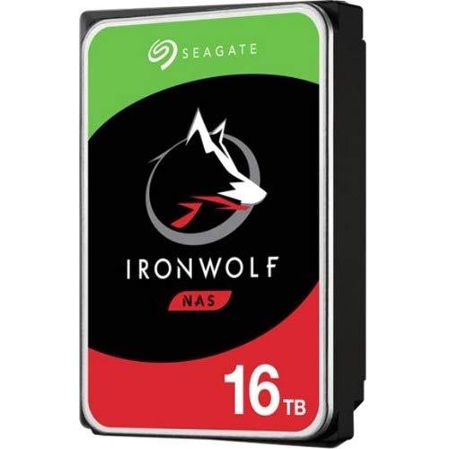 Seagate IronWolf 16TB SATA 256Mb 7200Rpm