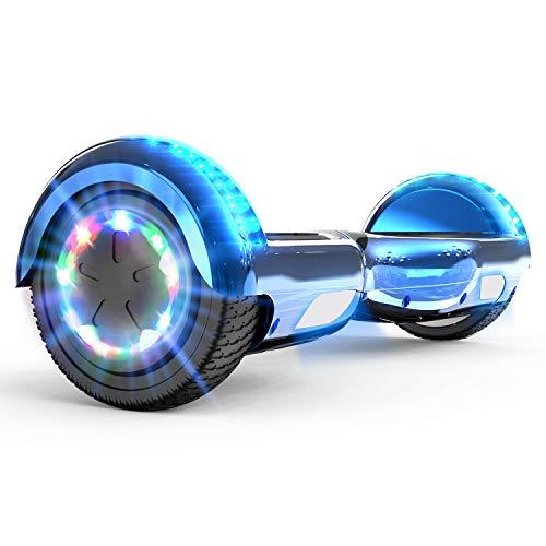 MARKBOARD Hoverboard da 6,5 Pollici per Bambini e Adulti, Smart Scooter...