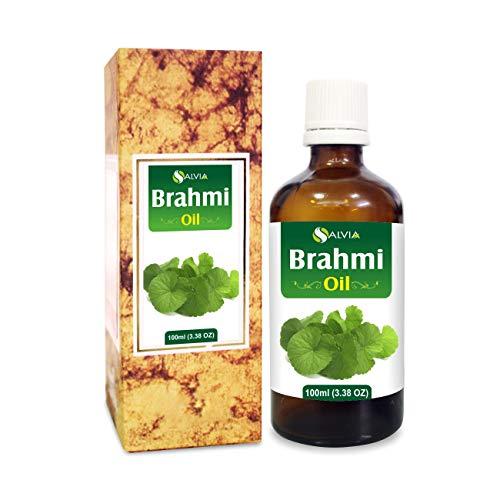 Brahmi-Öl 100% natürlichen Pure unverdünnt ungeschliffen Öl 100ml