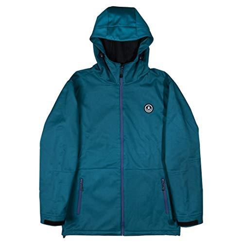 Neff Herren Men's Daily Softshell Snow Snowboard & Ski Jackets Jacke, Funland, Large