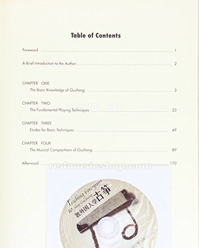 Check Out This Guzheng Tutorial Book+DVD(English)