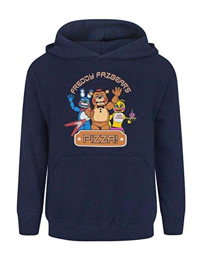 Garçons - Five Nights At Freddy's Sweat à capuche (9-10 Ans)