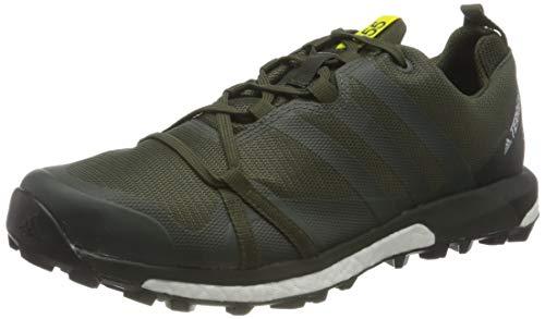 adidas Herren Terrex Agravic GTX Traillaufschuhe, Mehrfarbig (Carnoc/Verbas/Amasho 000), 42 2/3 EU