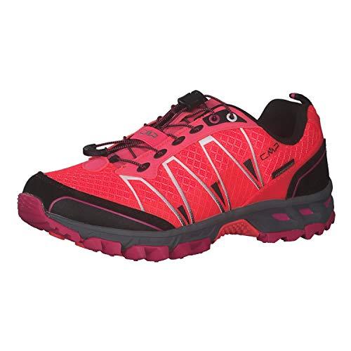CMP Zapatillas de trail para mujer Altak, color Rojo, talla 42 EU
