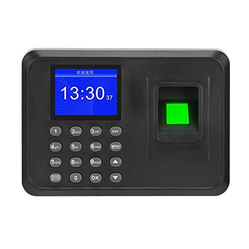 Control de acceso biométrico de huellas dactilares, para fácil de operar (regulación británica)