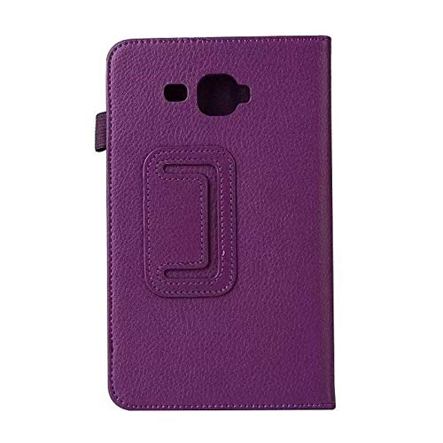Nieuwe Tablet Case Voor Samsung Galaxy Tab A a6 7.0 T280 T285 SM-T280 SM-T285 Smart Cover Case Tablet Flip stand Beschermende Shell Paars