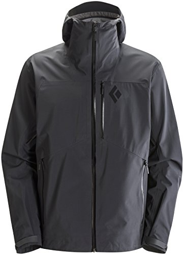 Black Diamond Veste de pluie Sharp End Shell Black Large