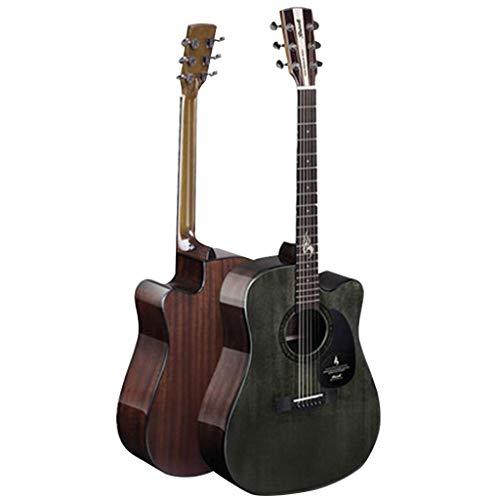 Instrumentos musicales Guitarra Guitarra De Una Sola Placa Bruce-S25R-DCG Bajo Eléctrico Concha...
