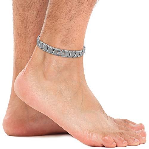 Men ankle bracelet