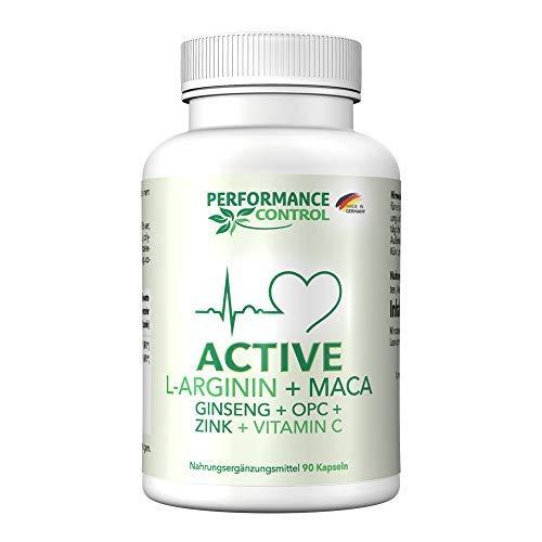 Performance Control ACTIVE Potenzmittel - 6