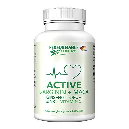Performance Control ACTIVE Potenzmittel - 4