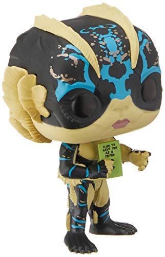 Funko- Pop Vinyl: Shape of Water: Amphibian Man w/Card Vinilo, Multicolor (3031832541)