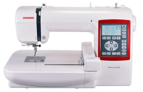 Janome - MC-230E para bordar