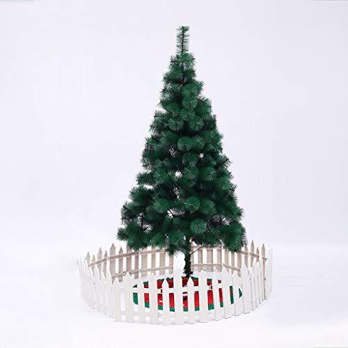 Sapin de Noel-Cadeau De Noel Nouveau Cryptage Bricolage Aiguille De Pin Sapin De Noel Decoration // (taille : 180cm(220T))