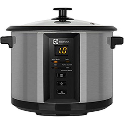 Panela Elétrica Multifuncional Chef ECC20 com Display Digital 10 Xícaras, Electrolux, Inox, 220V