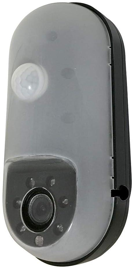 カート獣特徴づけるリーベックス(Revex) 防犯 カメラ 録画式 センサー microSDカード (別売) SD1000