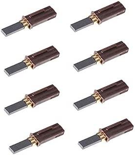 Ximoon 8 Pack Vacuum Motor Carbon Brush Replacements for Ametek Lamb 2311480, 333261, 33326 1