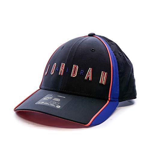 Nike Unisex Jordan L91 Cap schwarz Gr. Einheitsgröße, Schwarz