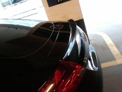 Audi TT 8J Heckspoiler Top Tuning Spoiler S line