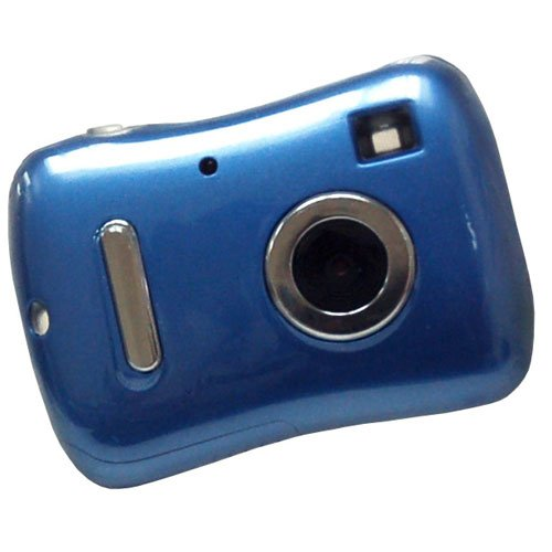 Sakar 98378 Digital Camera Blue