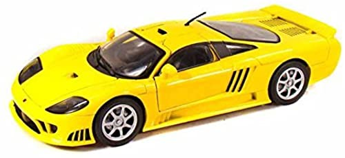 Saleen S7 1 18 Gelb by Collectable Diecast by Collectable Diecast