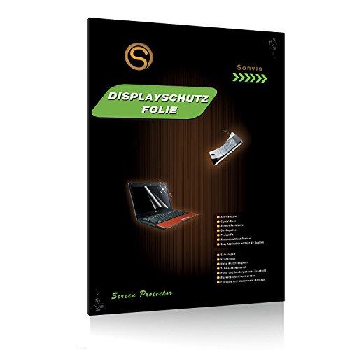 Sonvis Bildschirmschutzfolie für Laptop 14,0 Zoll [310 x 174 mm] 16:09 mit Anti-Reflektionsschutz