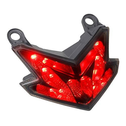 kawasaki zx6r led lights - 4