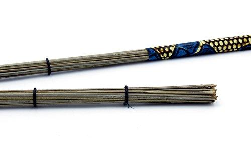 Afro Rod/Rods/Brush/Brushes für Cajon und Schlagzeug
