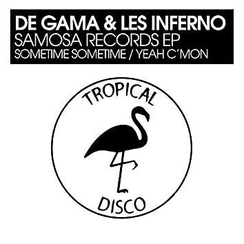 Samosa Records EP