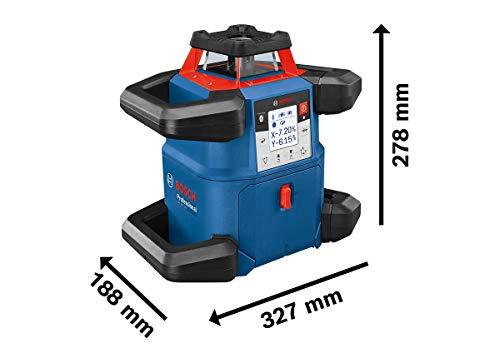 Bosch Rotationslaser GRL 600 CHV - 7