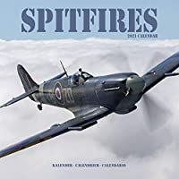 Spitfires 2021 Wall Calendar