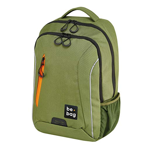 be.bag Rucksack be. urban, chive green Mochila tipo casual 43 centimeters 18 Multicolor (Chive Green)