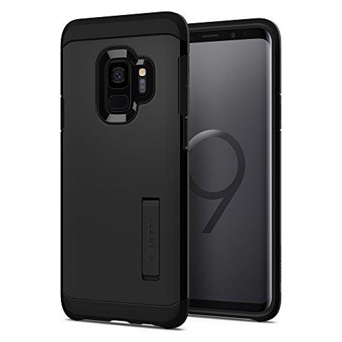 Spigen Cover Tough Armor Compatibile con Samsung Galaxy S9 - Black