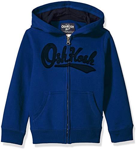 Sudadera Niño Azul  marca OshKosh B'Gosh