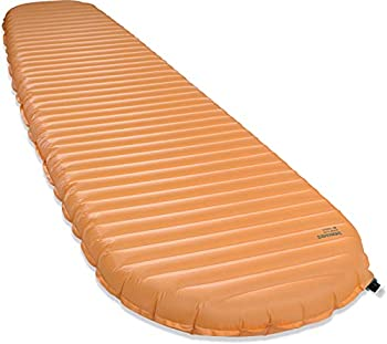 Therm-a-Rest NeoAir® Xlite Winglock Matelas de camping gonflable couleur Marigor Taille L (6,4 x 63 x 196 cm)
