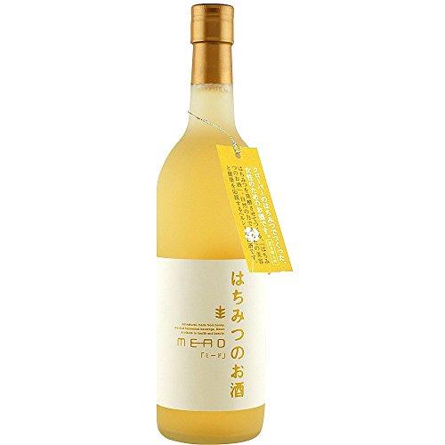 はちみつのお酒 [ 白ワイン 甘口 日本 720ml ]
