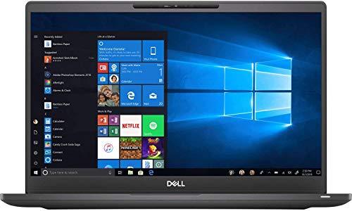 "Dell Latitude 7300 Home and Business Laptop (Intel i7-8665U 4-Core, 16GB RAM, 256GB SSD, Intel UHD 620, 13.3"" Full HD (1920x1080), WiFi, Bluetooth, Webcam, 2xUSB 3.1, 1xHDMI, Win 10 Pro)"