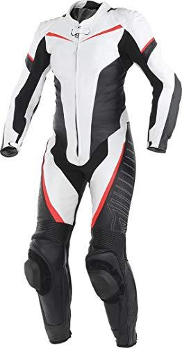 Corso Fashion Motorrad Lederkombi - CE- Motorrad Rennrad Lederanzug, Leder Motorradjacke für Damen in Allen Größen