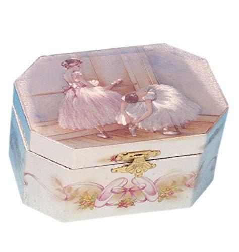 alhajero musical bailarina fabricante Musicbox Kingdom