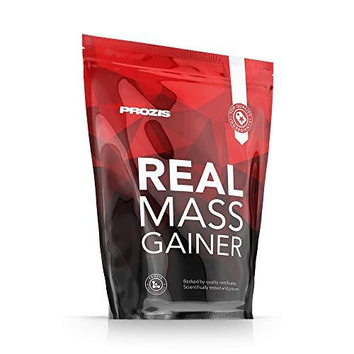 Prozis Real Mass Gainer, 2722 g, Cioccolato