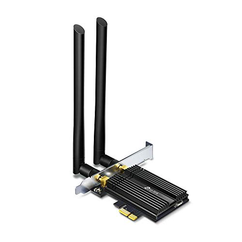TP-Link WiFi ワイヤレス アダプター 無線LAN Wi-Fi6 PCI-Express Bluetooth5.0 2402 + 574Mbps Archer TX50E