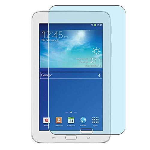 Vaxson 2 Unidades Protector de Pantalla Anti Luz Azul, compatible con Samsung Galaxy Tab 3 Life SM-T110 T111 T113 T116 7' [No Vidrio Templado] TPU Película Protectora